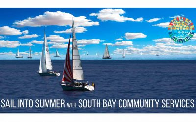 Sail Into Summer with South Bay Community Services
