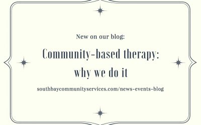Community-Based Therapy: Why We Do It